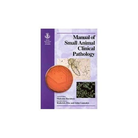 Manual of Small Animal Clinical Pathology